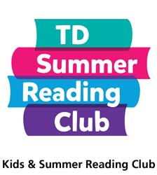 TD Summer reading club logo