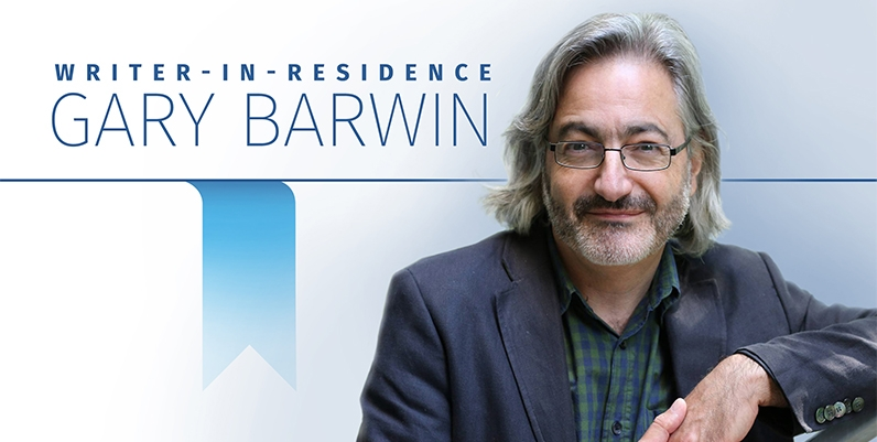 Photo of author Gary Barwin