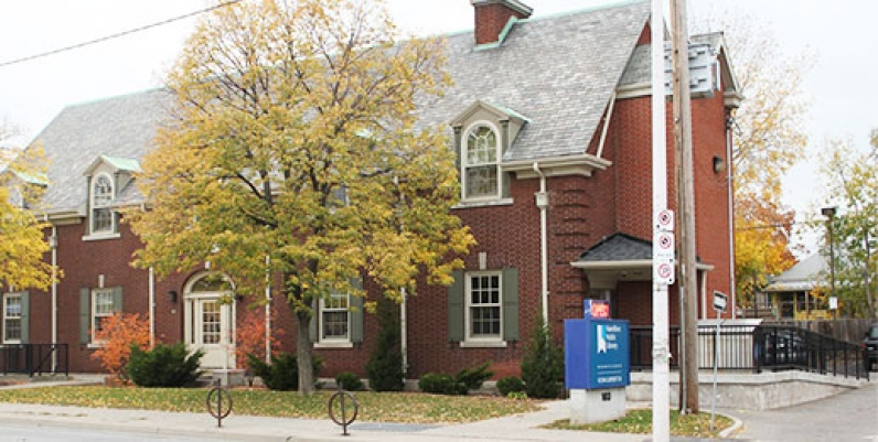photo of kenilworth branch of hamilton public library