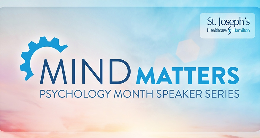 text mind matters and psychology month speaker series